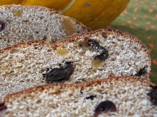 Barmbrack, ancient All Hallows eve bread