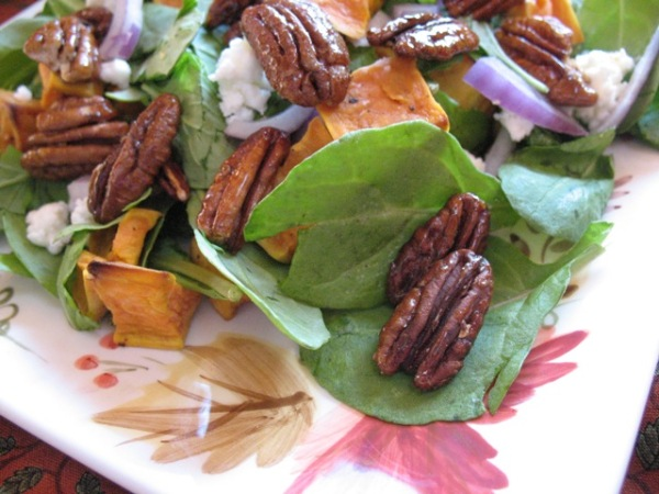 You will love all the parts of this salad!