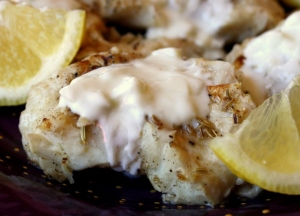 Lemon Fennel Rock fish