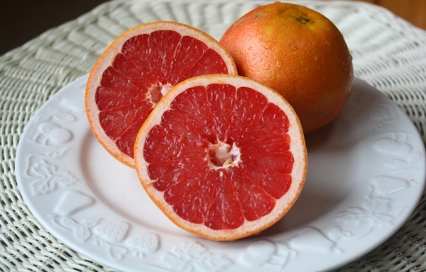 Grapefruit! The great fat melter